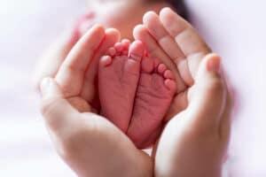 Sesión fotografía recién nacido Granollers