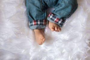 Sesión fotos recién nacido Barcelona