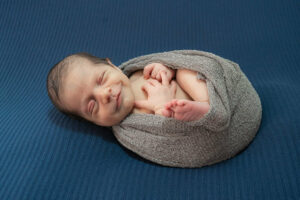 Reportaje fotos newborn Granollers