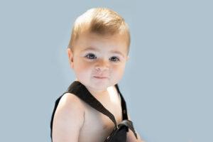Fotografía bebe infantil Granollers
