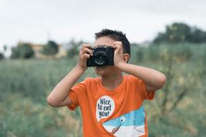 Reportaje fotos niños Granollers