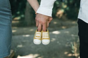 Sesión fotográfica embarazada Mollet