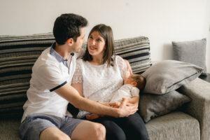 Sesión fotos bebe newborn Mollet