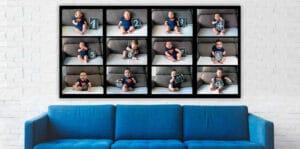 Seguimiento fotos primer año bebé