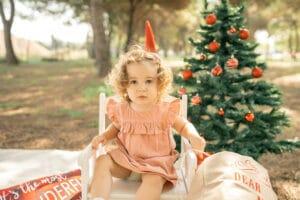 Sesión fotográfica Navidad 2021